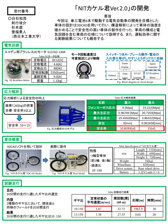 3_エコ電動車技術講演会2018_西日本工業大学_NITカケル君Ver.2.0