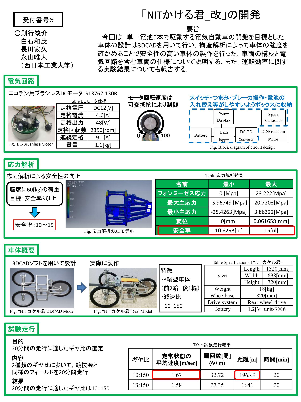 8_エコ電動車技術講演会2019_西日本工業大学_NIT-武村研究室